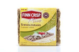 Хлібці Finn Crisp житні 5 злаків 200г х12