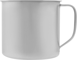 Чашка из нержавеющей стали Походная 300мл