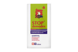 Шампунь Stop demodex 100мл