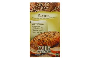 Суміш хлібопекарська 10 Злаків Корнекс 700г