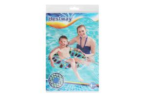 Круг для плавания Очки Bestway 76см
