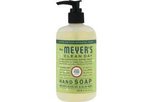 Mrs. Meyer's Clean Day Hand Soap Iowa Pine Scent