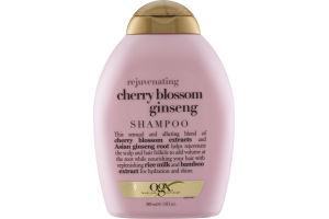 OGX Rejuvenating Cherry Blossom Ginseng Shampoo