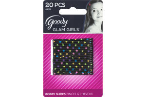 Goody Glam Girls Bobby Slides - 20 CT