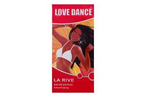 Парфумована вода жіноча Love Dance La Rive 90мл
