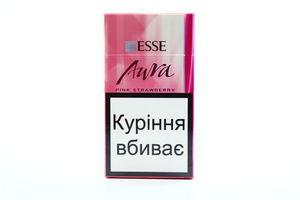 Сигареты Esse Aura Pink Strawberry 20шт
