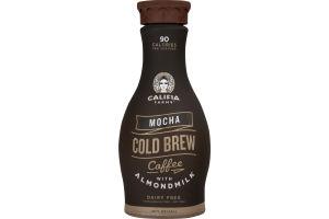Califia Farms Cold Brew Coffee with Almond Milk Mocha