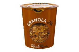 Сніданки сухі Гранола з лісовим горіхом Nuts Granola 2Go Muesli Mania ст 70г