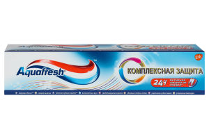Зубна паста Комплексний захист Aquafresh 100мл