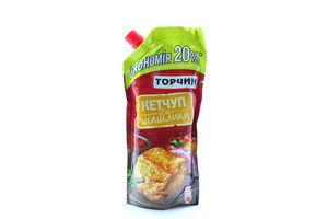 Кетчуп К шашлыку Торчин д/п 360г