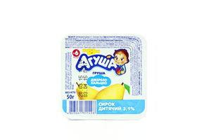 Творог Агуша груша 3,9% п/б 50г