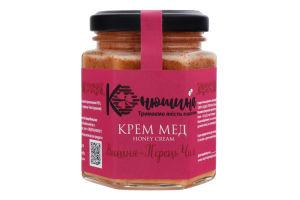 Крем-мед Вишня-перец Чили Конюшина с/б 220г