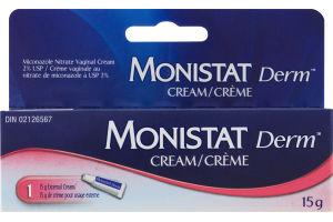 (CN) Monistat Derm Creme, Monistat Derm Cream