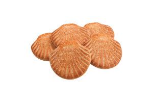 Печенье сахарное Ракушечка Konti кг