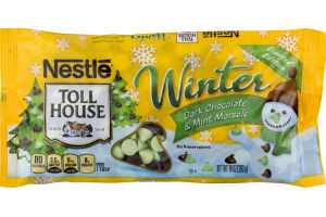 Nestle Toll House Winter Dark Chocolate & Mint Morsels