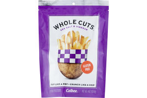 Calbee Whole Cuts Flavored Potato Crisps Sea Salt & Vinegar