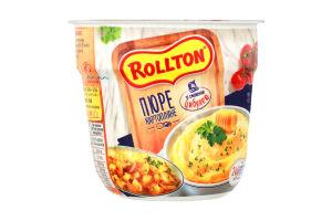 Пюре картофельное с жареным луком Rollton ст 40г