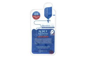 Маска для лица увлажняющая тканевая N.M.F Mediheal 27мл