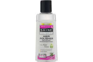 Smooth 'N Shine Polishing Hair Polisher With Aloe Vera