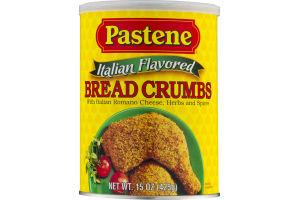 Pastene Italian Flavored Bread Crumbs