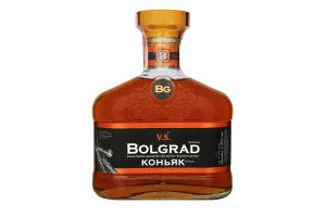 Коньяк 0.5л 40% 3 зірки Bolgrad пл
