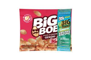 Арахис жареный соленый со вкусом бекона Big Bob м/у 30г