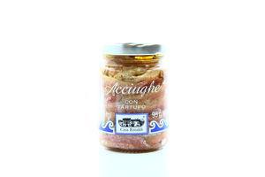 Анчоуси Casa Rinaldi з трюфелем в оливковій олії 95г х12