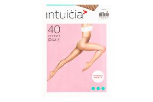 Колготки жіночі Intuicia Effect 40den 2 vizone