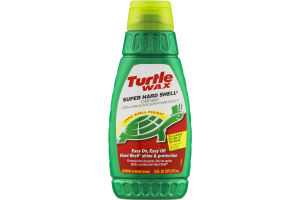 Turtle Wax Super Hard Shell Car Wax