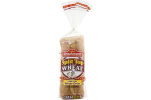 Stroehmann Split Top Wheat Bread
