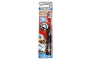 Щітка зубна тримач на присосці Star Wars
