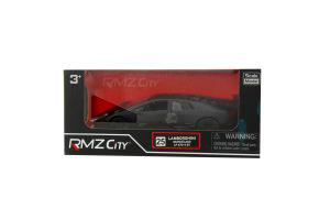 Машинка для детей от 3-х лет №554997M Lamborghini Murcielago RMZ City к/у 1шт