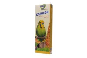 Корм для попугаев Природа Колосок фруктовый