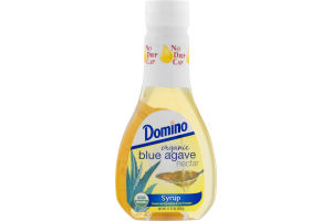Domino Organic Blue Agave Nectar Syrup