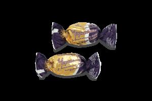 Цукерки Чорнослив з волоським горіхом глазурований Pioni кг