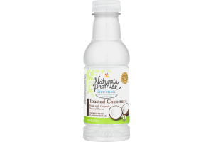 Nature's Promise Unsweetened Flavored Water Toasted Coconut