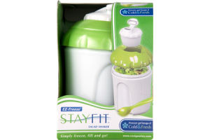 StayFit EZ-Freeze Salad Shaker