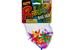 Hot Rainbow Age 4+ Big Jax
