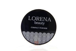 Пудра компактная №PM01 LORENA beauty 11,5г