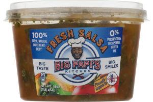 Big Papi's Kitchen Fresh Salsa