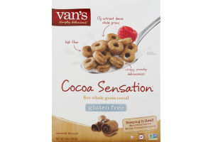 Van's Five Whole Grain Cereal Cocoa Sensation