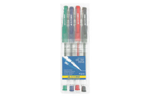 Ручки Buromax 4шт