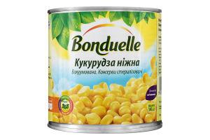 Кукуруза нежная Bonduelle ж/б 340г