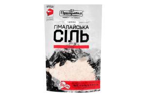 Соль пищевая розовая Гималайская Приправка д/п 200г