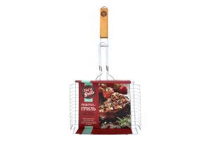 Решетка для гриля Chef de Grille 31*24*5.5см
