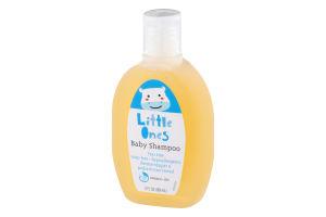 Little Ones Baby Shampoo