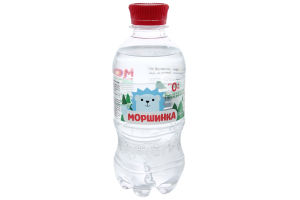 Вода питьевая Моршинка негазированная пэт