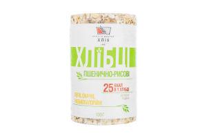 Хлебцы пшенично-рисовые Просто Добрий Хліб м/у 100г