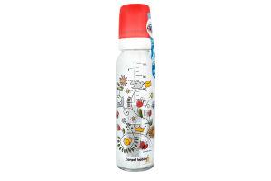 Бутылочка Canpol стекло с рис 240мл арт.42/201