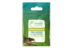 Крем-бальзам при шпоре и косточке от подагры Healer Cosmetics 10г